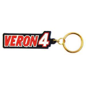 ヴェロン VERON ラバーキーホルダー |footballfan