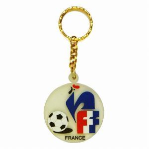 フランス代表 ラバーキーホルダー |footballfan