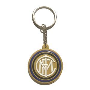 インテルミラノ エンブレムラバーキーホルダー|footballfan