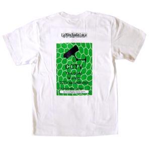 La Hinchada Loca CCTV Tシャツ|footballfan