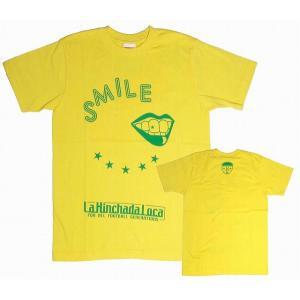 La Hinchada Loca SMILE Tシャツ|footballfan