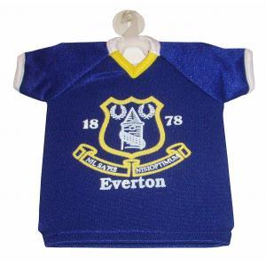 エバートン ミニユニフォーム|footballfan