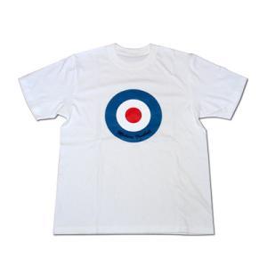 【Modern Football】ターゲット Tシャツ(白)|footballfan