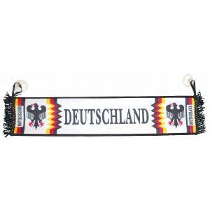 ドイツ代表/GERMANY ミニマフラーペナント タイプB|footballfan