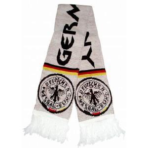 ドイツ代表 ジャガードマフラー(H)|footballfan
