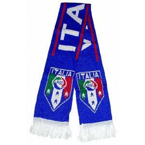 イタリア代表 ジャガードマフラー|footballfan