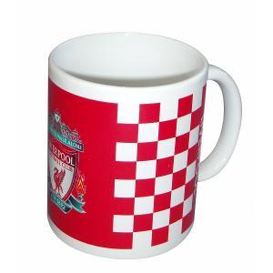 リバプールマグカップ(チェック柄)|footballfan|02