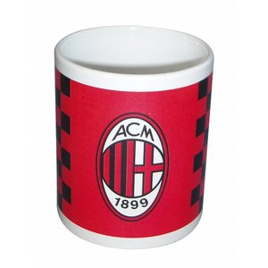 ACミラン マグカップ(チェック柄)|footballfan
