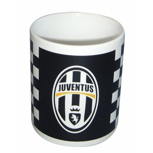 ユベントス マグカップ(チェック柄)|footballfan