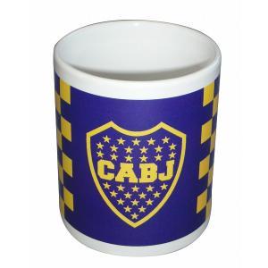 ボカジュニアーズ マグカップ(チェック柄)|footballfan