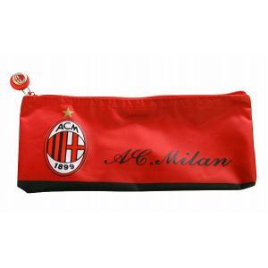 ACミラン(赤) ペンケース|footballfan