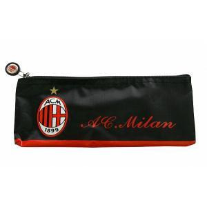 ACミラン(黒) ペンケース|footballfan