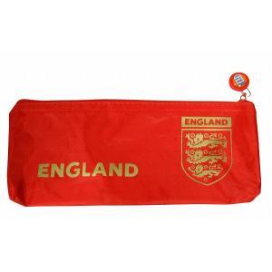 イングランド代表(赤) ペンケース|footballfan