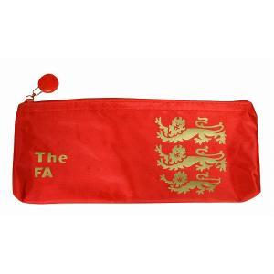 イングランド代表(赤) ペンケース footballfan 02