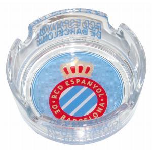 エスパニョール(オフィシャル)  灰皿(ガラス)|footballfan