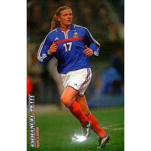 プテイ(フランス代表)2000 ポスター|footballfan