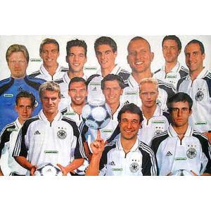 ドイツ代表 ポスター|footballfan