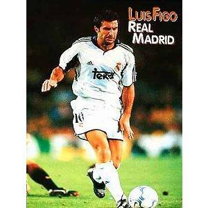 フィーゴ(レアルマドリッド)ポスター|footballfan