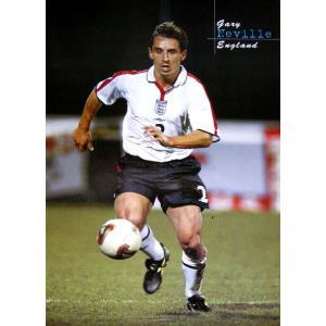 G・ネビル(イングランド代表2003) ポスター|footballfan