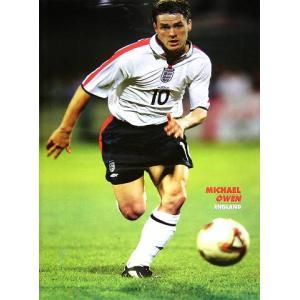 オーウェン(イングランド代表2003)ポスター|footballfan