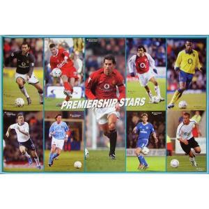 プレミアスターズ(03/04)ポスター|footballfan