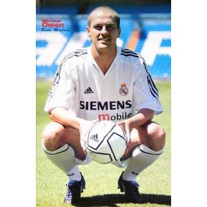 オーウェン(レアルマドリッド) ポスター|footballfan