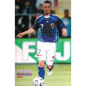 中田英寿(日本代表/ワールドカップ2006)ポスター|footballfan