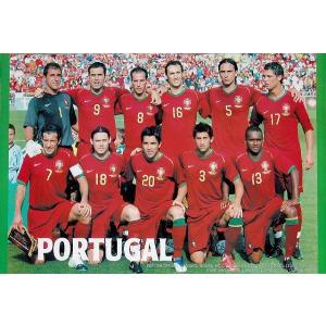 ポルトガル代表(ワールドカップ2006)ポスター|footballfan