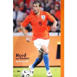 ニステルローイ(オランダ代表/ワールドカップ2006)ポスター|footballfan