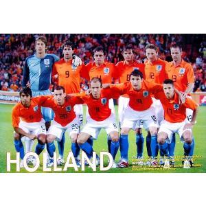オランダ代表(ワールドカップ2006)ポスター|footballfan