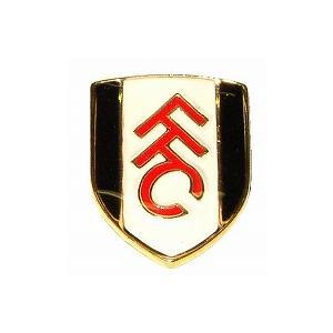 フルハム(フラム/FULHAM) エンブレムピンバッジ(A)|footballfan