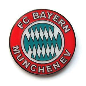 pb【ブンデスリーガ03】バイエルン・ミュンヘン ピンバッジ|footballfan