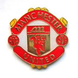 マンチェスターユナイテッド ピンバッジ|footballfan