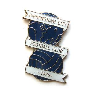 バーミンガムシティ ピンバッジ|footballfan