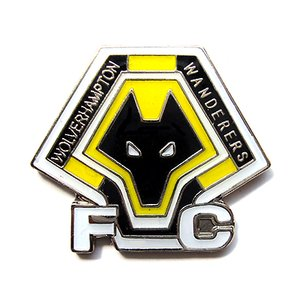 ウォルバーハンプトン ピンバッジ|footballfan