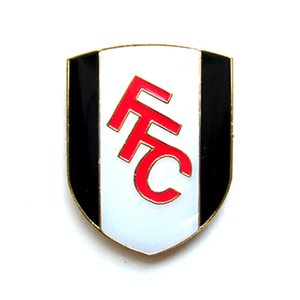 フルハム(フラム/FULHAM) ピンバッジ|footballfan