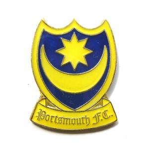 ポーツマス ピンバッジ|footballfan