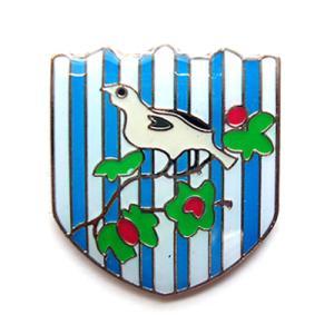 ウェストブロムウィッチ ピンバッジ|footballfan