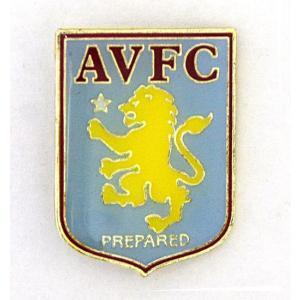 アストンビラ ピンバッジ|footballfan