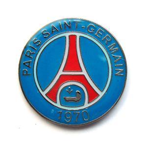 パリサンジェルマン (フランスリーグ・リーグアン) ピンバッジ |footballfan