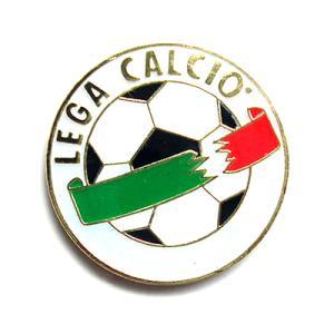 セリエ(LEGA CALCIO)エンブレム ピンバッジ|footballfan