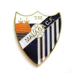 マラガ ピンバッジ|footballfan
