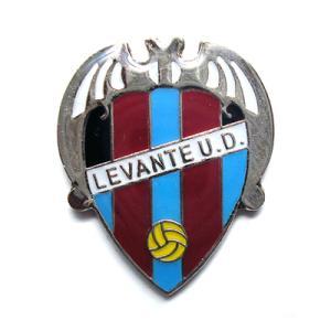 レバンテ ピンバッジ|footballfan