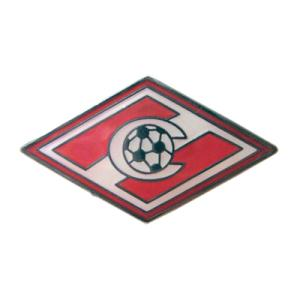 FCスパルタク モスクワ(ロシア)ピンバッジ|footballfan