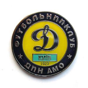 ディナモ・キエフ(ウクライナ)ピンバッジ|footballfan