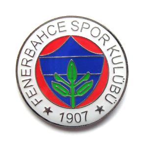 フェネルバチェ(トルコ)ピンバッジ|footballfan