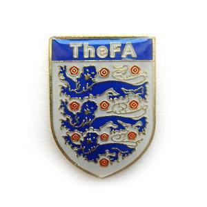 イングランド代表  ピンバッジ |footballfan