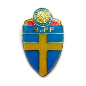 スウェーデン代表  ピンバッジ |footballfan