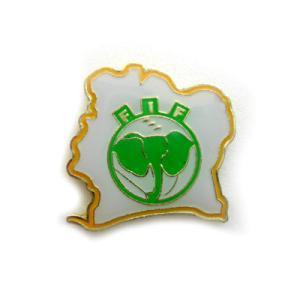 コートジボワール代表  ピンバッジ |footballfan