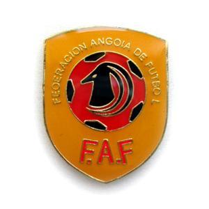 アンゴラ代表  ピンバッジ |footballfan